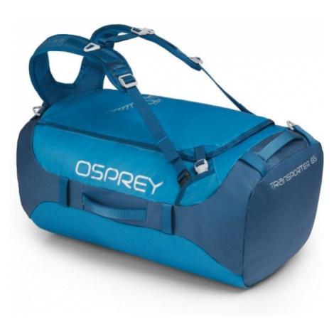 Osprey TRANSPORTER 65 II modrá - Cestovná taška