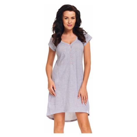 Nočná košieľka DN Nightwear TM 5038 Světle modrá