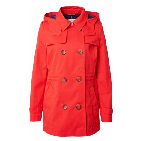 ESPRIT Prechodný kabát  červená