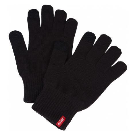 LEVI'S Prstové rukavice  námornícka modrá Levi´s