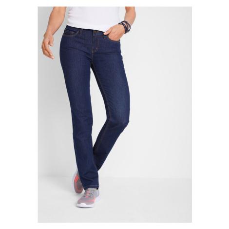 Premium strečové džínsy s T-400, STRAIGHT bonprix