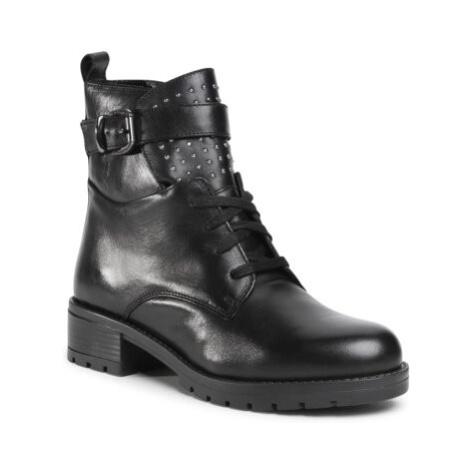 Šnurovacia obuv Sergio Bardi SB-06-10-000795 Prírodná koža(useň) - Lícova