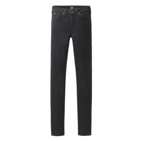 Lee JODEE BLACK RINSE tmavo modrá - Dámske nohavice