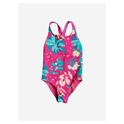 Magical Sea Plavky dětské Roxy Růžová