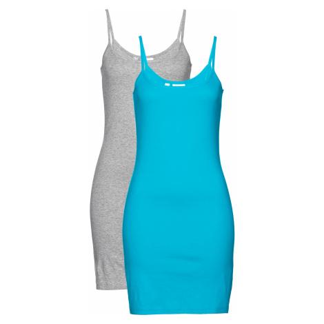 Šaty (2 ks v balení) bonprix