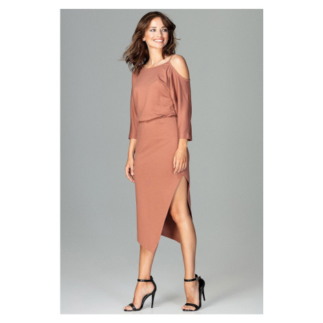 Dámske šaty Lenitif K479