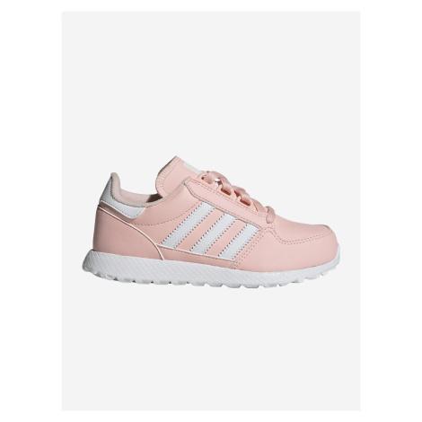 Topánky adidas Originals Forest Grove C Růžová