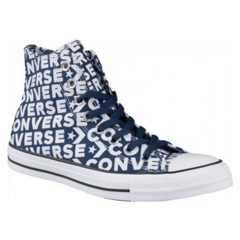 Converse CHUCK TAYLOR ALL STAR čierna - Členkové tenisky