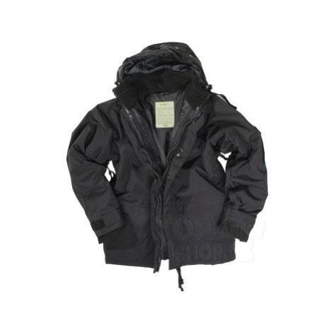 Nepremokavá funkčná bunda COLD Mil-Tec® - čierna