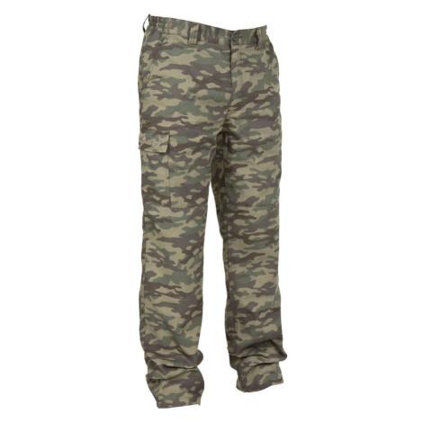 Pánske outdoorové nohavice SOLOGNAC
