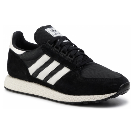 Topánky adidas - Forest Grove EE5834 Cblack/Clowhi/Cwhite