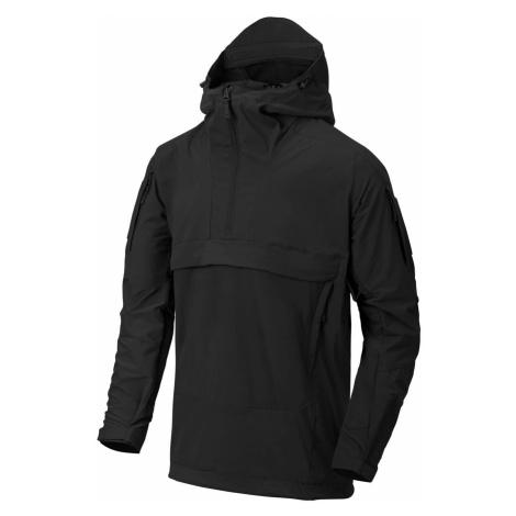 Softshellová bunda Anorak Mistral Helikon-Tex® – Čierna