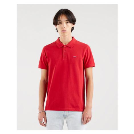 Levi's® Standard Housemarked Polo tričko Červená Levi´s