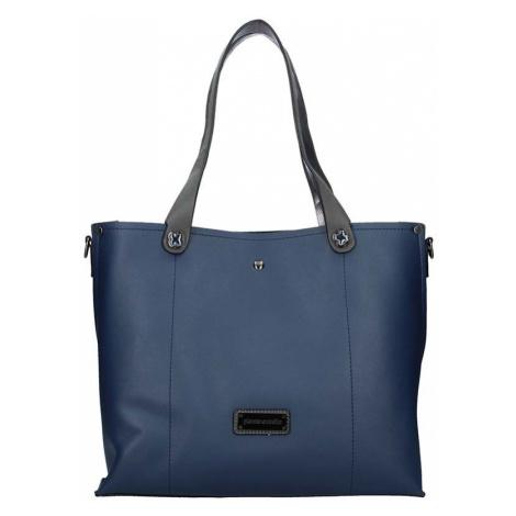 Dámska kabelka Pierre Cardin Apolena - modro-šedá