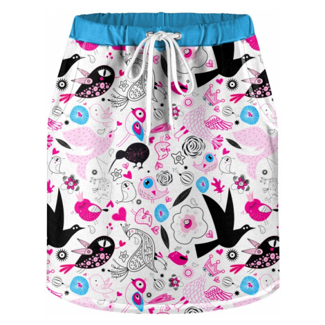 Mr. GUGU & Miss GO Woman's Skirt S-K-PC1647