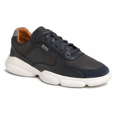 Sneakersy BOSS - Rapid 50428502 10225994 01 Dark Blue 402 Hugo Boss