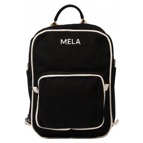 MELAWEAR Batoh 'MELA'  čierna / krémová