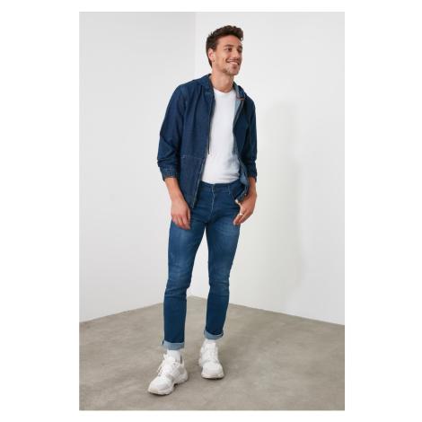 Trendyol Blue Male Skinny Jeans