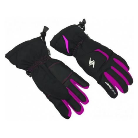 Blizzard RIDER JUNIOR ružová - Detské rukavice