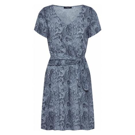 Sublevel Letné šaty  dymovo modrá