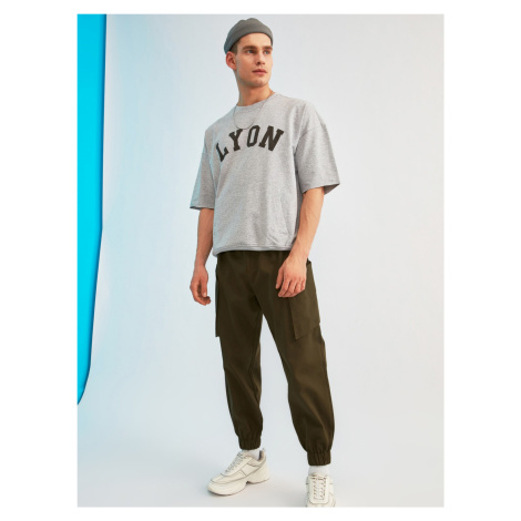 Pánske nohavice Trendyol