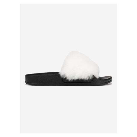Pantofle Dolce & Gabbana Čierna
