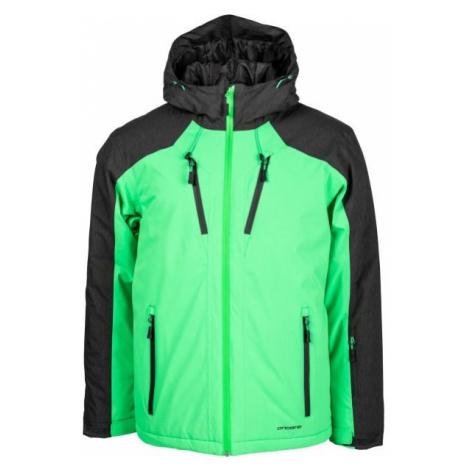 Arcore AXEL zelená - Pánska lyžiarska bunda