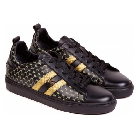 Tenisky La Martina Woman Shoes Calf Leather