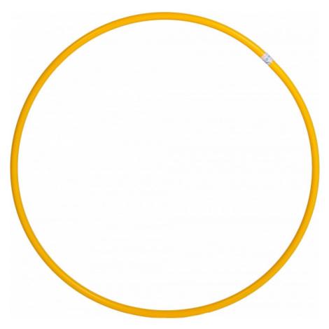 Aress HULAHOP 70 žltá - Gymnastická obruč