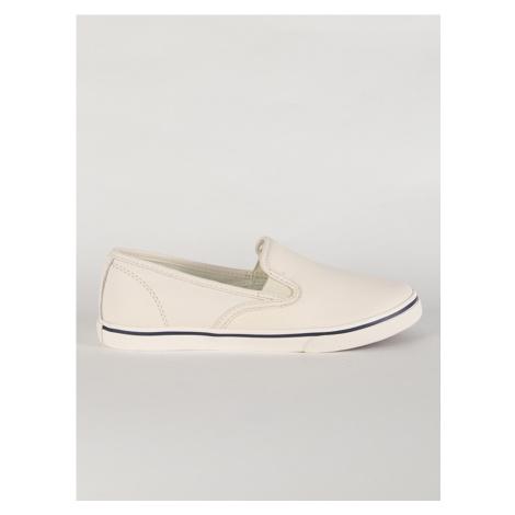 Topánky Polo Ralph Lauren Janis Biela