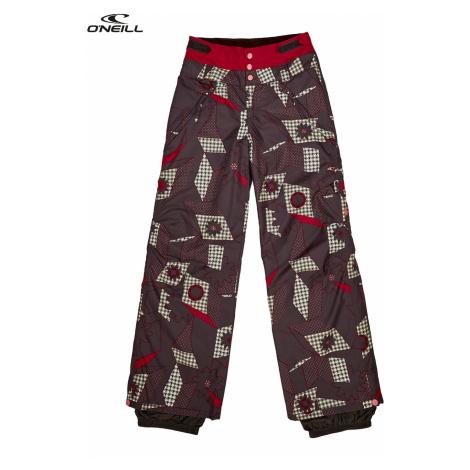 O´NEILL Brown ski pants for girls