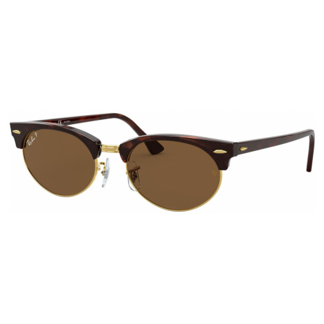 Ray-Ban Clubmaster Oval RB3946 130457 Polarized