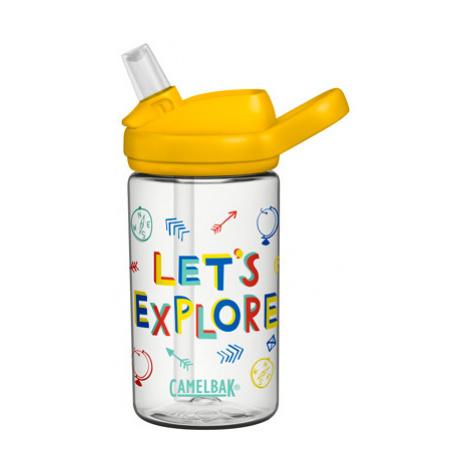 Detská Fľaša Camelbak Eddy+ Kids 0.4L Lets Explore