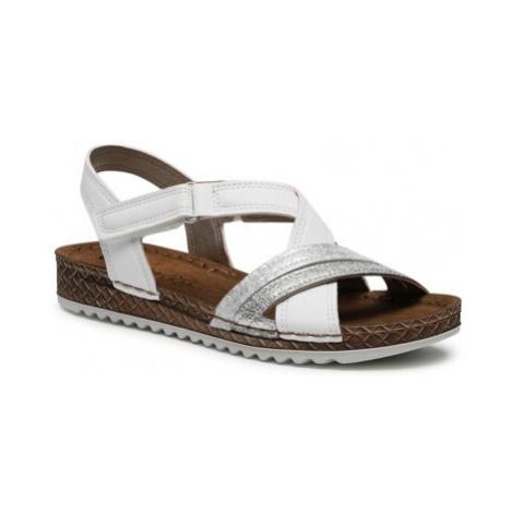 Sandále INBLU VO173E02 Ekologická koža/-Ekologická koža