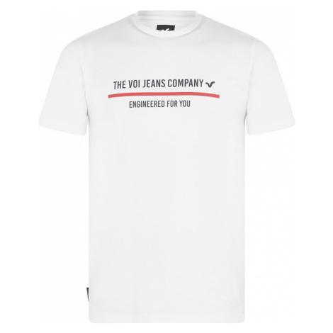 Pánske voĺnočasové tričko VOI