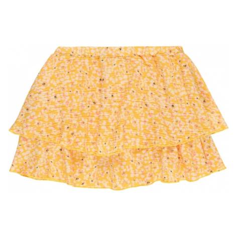 GARCIA Sukňa  žltá / ružová / námornícka modrá Garcia Jeans