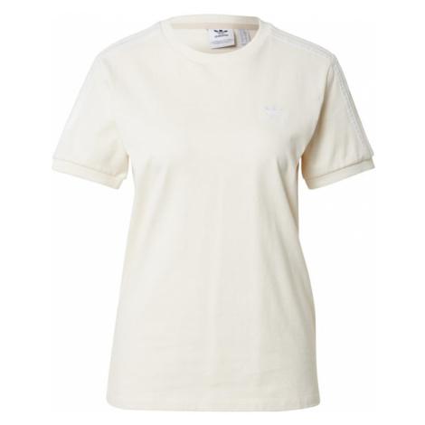 ADIDAS ORIGINALS Tričko  prírodná biela / biela