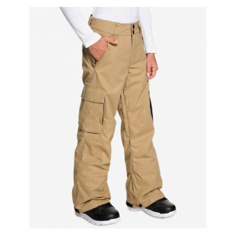 Chlapčenské športové zimné nohavice DC