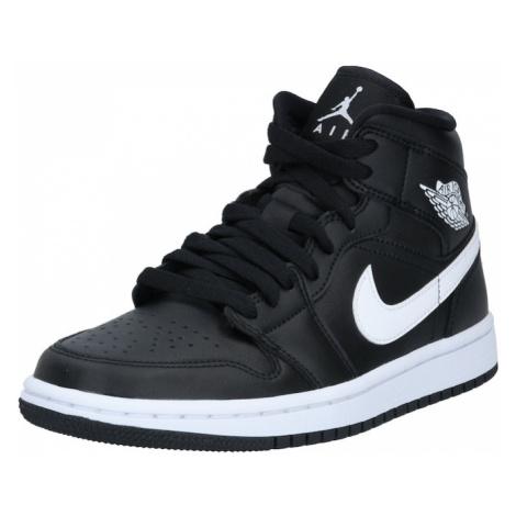 Jordan Členkové tenisky  biela / čierna