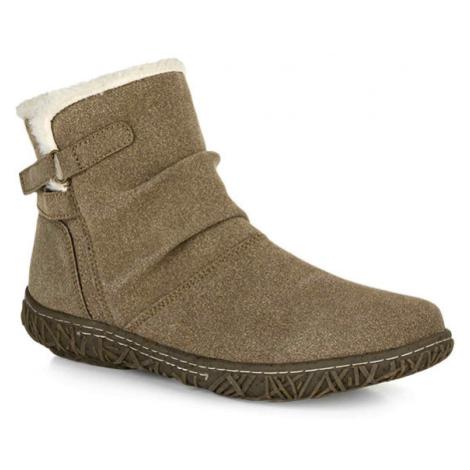 Loap CAMPINA zelená - Dámska zimná obuv