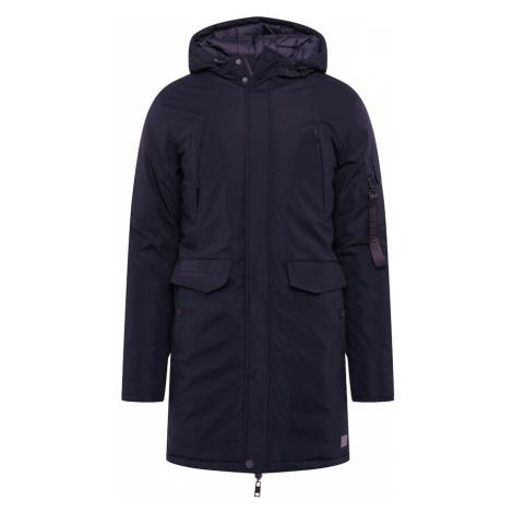 !Solid Zimný kabát 'Matis'  čierna