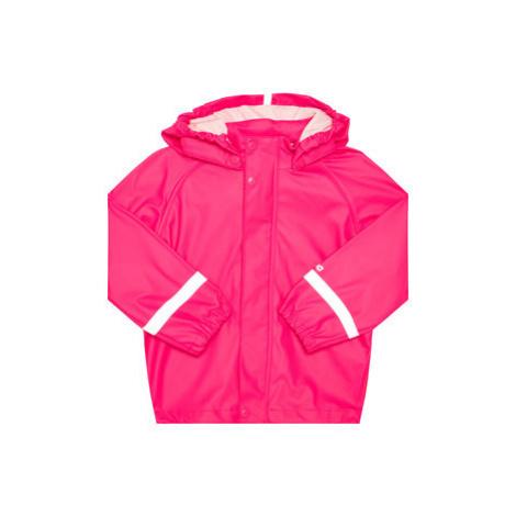Reima Nepremokavá bunda 521491 Ružová Regular Fit