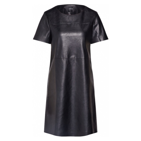 OPUS Šaty 'Wasine'  čierna
