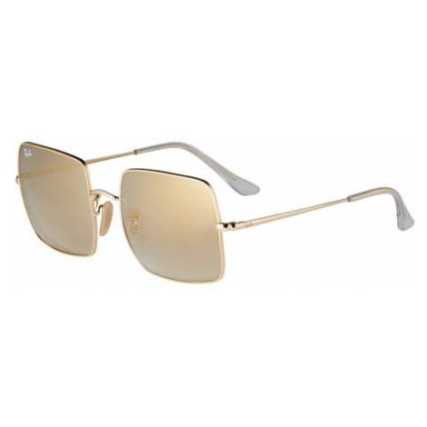 Ray-Ban Slnečné okuliare 'SQUARE'  zlatá