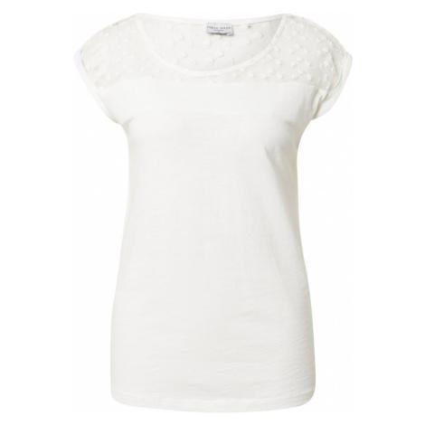 Sublevel Tričko  biela