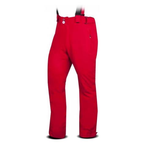 TRIMM RIDER červená - Pánske lyžiarske nohavice