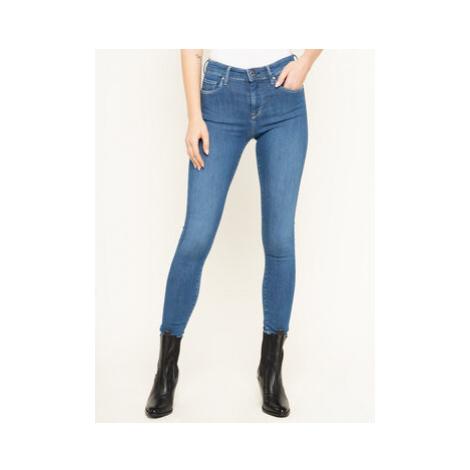 Pepe Jeans Skinny Fit džínsy Zoe PL203616HB58 Modrá Super Skinny Fit