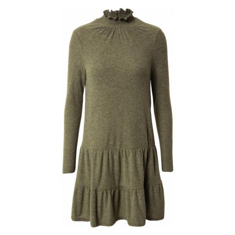 Miss Selfridge Šaty  zelená melírovaná