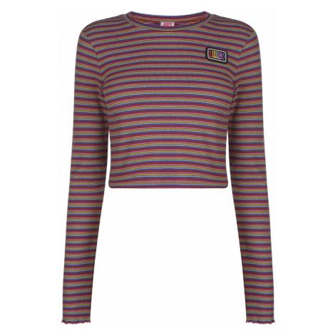 Juicy Stripe Ribbed T Shirt