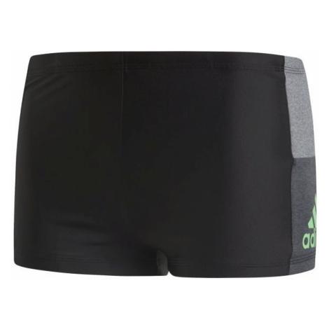 adidas INF CB BX čierna - Pánske plavecké šortky